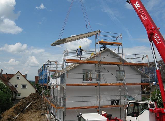 Építlezés, építőipar