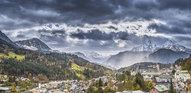 Berchtesgadeni-Alpok